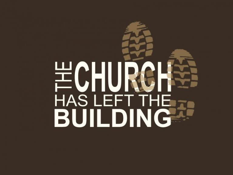 church has left the building